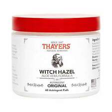 NEW Thayers - Original Astringent Pads - 60 Pads