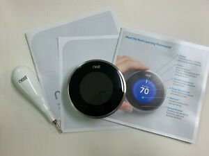 Nest T200577 2nd Generation Learning Thermostat