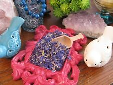 New Natural Dried Bright Blue Cornflower Flower Petals-Lovely Added to Potpourri