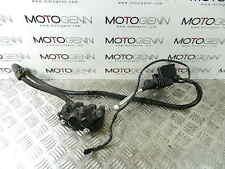 Yamaha XT 250 13 front brake calliper master cylinder reservoir hose lever perch
