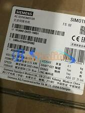 ONE New Siemens 1FL6042-2AF21-1MB1 V90 low inertia servo motor 0.75kw