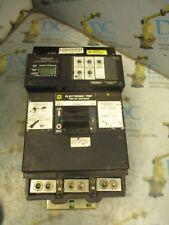 SQUARE D LE36400LS 400 A 600 V 3 P MICROLOGIC ELECTRONIC TRIP CIRCUIT BREAKER