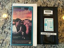 YESTERDAY'S HERO VERY RARE VHS! NOT ON DVD SUZANNE SOMERS, IAN MCSHANE ALCOHOLIC