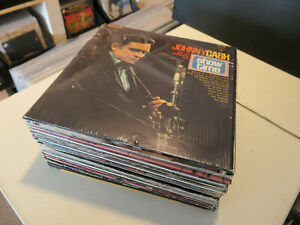 """COUNTRY-ROCK: Johnny Cash etc., NICE LOT WITH 38 LP´S + 1x DOUBLE LP/ 12"""""""