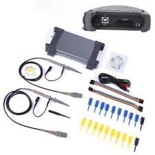 Hantek 6022BL Oscilloscopio PC USB Digitale Portatile  2CH + 16 CH Analizzatore