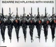 Playing With Knives CD 1 Bizarre Inc 5017687320128