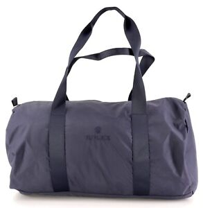 ROLEX TRAVEL BAG BOLSA BORSA WEEKEND VIP WASHBAG NAVY EXCLUSIVE UNIQUE NEW CASE