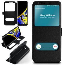 Booklet für Samsung Galaxy Note9 Schutz Hülle Handy Tasche 360° Book Case Etui