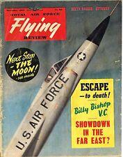 Raf Flying Review Dec 57: Gnat/ Shuttleworth/ F102 Cutaway/ Avro Vulcan/ Il-18