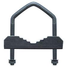 Mastschelle Sat Zahnschelle für Geländerhalter Mast Rohr U-Bügel Schelle 3mm