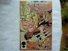 uncanny x-men issue #213 near mint