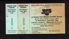 Yes - September 13, 1975 - Full Unused Ticket!