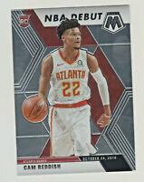2019-20 Panini Mosaic NBA DEBUT #271 CAM REDDISH RC Rookie Atlanta Hawks