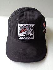 2013 MILWAUKEE INDYFEST RACING ADJUSTABLE EVENT HAT CAP HAT NEW