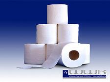 Toilettenpapier Klopapier WC Papier 3 lagig 40 Rollen 150 Blatt weiß Zellstoff