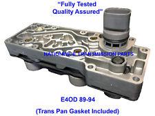 E4OD SOLENOID BLOCK PACK F-250 20 BOLT PAN 90-94