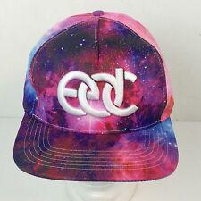 f6f2d281c1670 EDC Limited Edition 20th Anniversary Snapback Hat Cap Galaxy Insomniac Rare