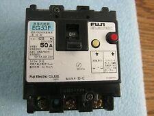 Fuji Electric Model: EG53F 50A Breaker   <