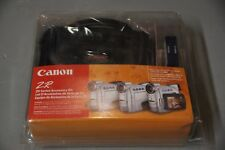 Canon ZR Series Accessory Kit - Includes Carrying Case, Battery, Video Cassette