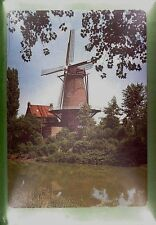 CPA Holland Goes Molen Windmill Moulin a Vent Windmühle Molino Mill Wiatrak w205