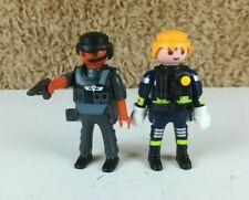 pistolets pièces détachées accessoires City Life Playmobil 10 Fusils//police