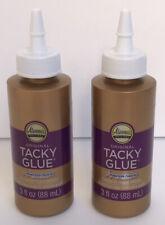 New! Lot of 2 Tacky Glue Aleene's Original 3oz (6oz total) Premium All-Purpose
