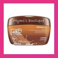 Soin beurre de cacao riche pour le corps Avon Care - idéal peaux très sèches