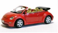 AUTOart VW New Beetle Cabrio Red 1:18 825924108