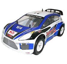FLASH RALLY XR4 BD MOTORE ELETTRICO SPAZZOLE ON ROAD RADIO 2.4 RTR 4WD VRX