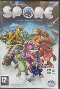 Spore Cute & Creepy (PC: Windows/ Mac, 2008)