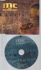 CD--MC SULTAN--JEWEL OF THE DAY--PROMO