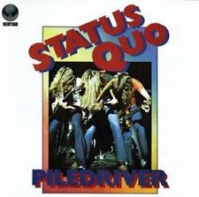 Status Quo - Piledriver (Bonus Tracks) (NEW CD)