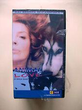 ANIMAL LOVE [vhs]
