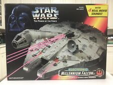 New/Unopened Kenner Star Wars Power Of The Force Millennium Falcon 1995