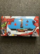 Marvel Avengers Air Hockey Arena (Original Now Rare) Complete In Great Condition