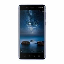Nokia 8 Plus Polished Blue 5.3 128gb/6gb.. - 6438409009128