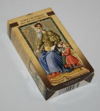Lo Scarabeo - Tarocchi Dorati Del Rinascimento / Golden Tarot Of Renaissance