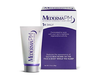 Mederma PM Intensive Overnight Scar Cream - 1oz ~ Exp: 10-2020