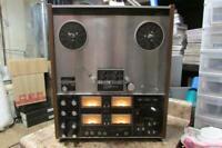 Vintage TEAC Model A-3340 Reel to Reel - As Is for Parts or Repair