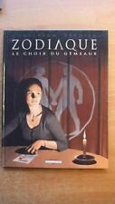 ZODIAQUE T. 3 : LE CHOIX DU GEMEAUX - E.O. - CORBEYRAN - DELCOURT -2012-
