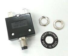 NEW 10 Amp Pushbutton Circuit Breaker ~ Zing Ear ZE-700-10 10A