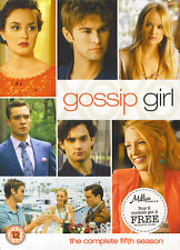 Gossip Girl : The complete fifth season (5 DVD)