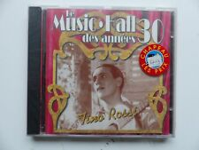 CD Le music hall des années 30 TINO ROSSI  012321