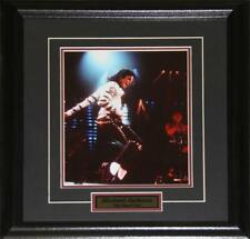 Michael Jackson The King of Pop Music Singer 8x10 Memorabilia Collector Frame