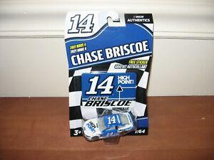 2021 Chase Briscoe #14 High Point 1:64 Nascar Authentics Wave 4