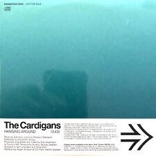 The Cardigans CD Single Hanging Around - Promo - Sweden (EX+/EX+)