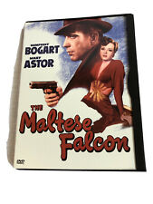 The Maltese Falcon Humphrey Bogart Mary Astor Dvd Classic Film Warner Bros