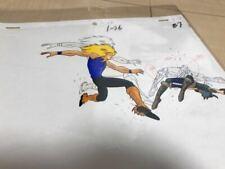 Cel Pintura Saint Seiya escena de batalla glaciar B-7 1-36 Jp