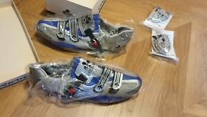NOS COLNAGO SHOES TRACTION italian road bike size 47 NEW