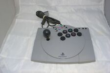 ASII Ware PS1 Playstation 1 Fight Stick Joy Stick USED